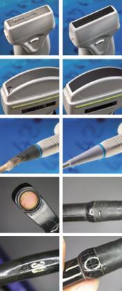 service de réparation de sondes échographiques